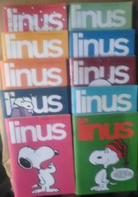 Linus 1969 lotto 8 numeri 46/47/48/49/50/51/53/55