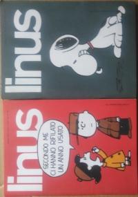 Linus 1970 - lotto 2 numeri 61 aprile 1970 / 63 giugno 1970