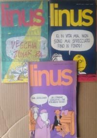 Linus - 1976 lotto 2 numeri 4(133)/ 11(140)