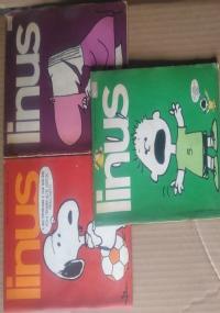 Linus 1971 lotto 3 numeri 71/72/73
