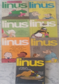 Linus 13 - Almanacco 1992