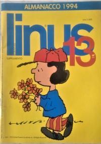 Linus - 1994 Annata completa - Anno XXX dal n. 1(346) gennaio al n.12(357) dicembre