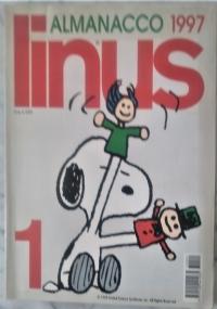 Linus - 1997 annata completa - Anno XXXIII dal n. 1(382) al n. 12(393)