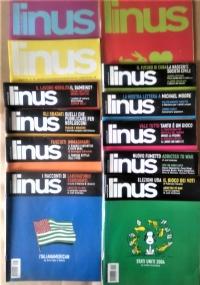 Linus - 2005 lotto 11 numeri - Anno XLI 1(478)/ 3(480) 4(481)/ 5(482)/ 6(483) 7(484)/ 8(485)/ 9(486)/ 10(487)/ 11(488)/ 12(489)