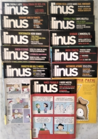 Linus - 2006 Annata completa - Anno XLII dal n. 1(490) gennaio al n.12(501)