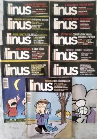 Linus - 2009 Annata completa - Anno XLV dal n. 1(526) gennaio al n.12(537)