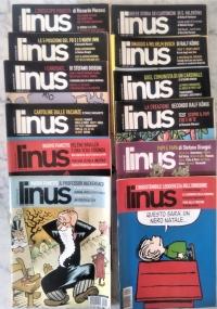 Linus - 2010 Annata completa - Anno XLVI dal n. 1(538) gennaio al n.12(549) + l'allegato al n. 10 - Celebrate Peanuts 60 Years
