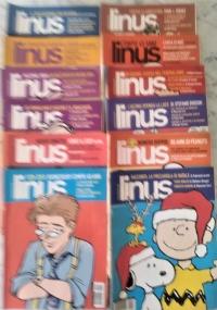 Linus - 2011 Annata completa - Anno XLVII dal n. 1(550) gennaio al n.12(561) dicembre