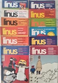 Linus - 2012 Annata completa - Anno XLVIII dal n. 1(562) gennaio al n.12(573) dicembre