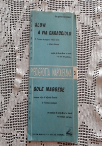 MANCO P' 'A CAPA/ 'E BONASERA