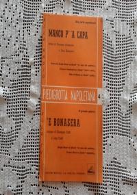 CANZONA'E NOTTE/PICCERELLA/PICCERE'
