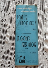 MAMBO GITANO/LA PORTOGHESE