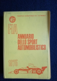 ANNUARIO C.S.A.I. 1975