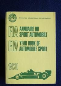 ANNUARIO DELLO SPORT AUTOMOBILISTICO 1975