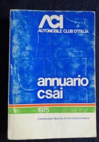 ANNUARIO C.S.A.I. 1977