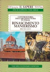 Controstoria dell'Architettura in Italia: BAROCCO ILLUMINISMO (100 pagine Il Sapere 1500 lire n. 95)