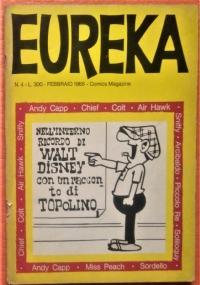 Eureka Lotto 2 numeri - Anno 1989 n. 4 Gennaio; n. 5 Febbraio