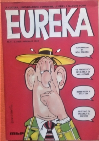 Eureka Cult Comics n. 1 ottobre 1997