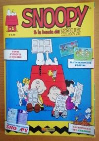 Snoopy e la banda dei peanuts