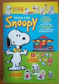 Snoopy ama scarabocchiare