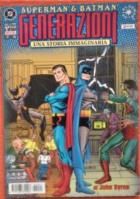 Un Cavaliere Oscuro a Metropolis - Superman Classic n. 43 Gennaio 1998 Seconda Parte del Team Up Batman-Superman