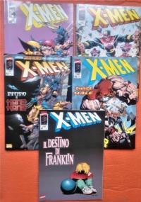 Gli Incredibili X-Men 1999 Annata completa dal n. 103 al n. 114