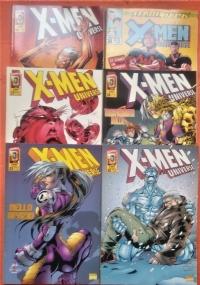 X-Men Deluxe - X-Men Universe 1999 Annata completa dal n. 45 al n. 56