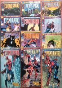 L'Uomo Ragno Deluxe Lotto 4 numeri - Anno 1998 n. 33,35,36,37