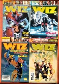 Marvel Mix Lotto 6 numeri - Anno 1998 n. 18/19/22 - Anno 2000 29/30/31