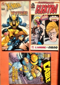 Marvel Mix - Annata completa - Anno 1999 n. 23/24/25/26/27/28