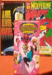 Marvel Crossover Lotto 3 muneri - Anno 1999 n. 25/26/27
