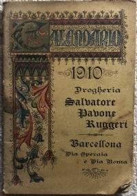 Calendarietto Armonie classiche
