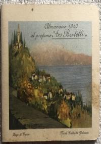 Calendarietto Bertelli 1931