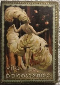 Calendarietto P. Mascagni e le sue opere