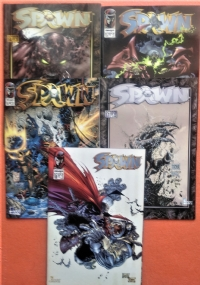 Spawn Collection n. 4