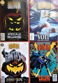 Le Leggende di Batman. Annata completa 1999 n. 25/26/27/28