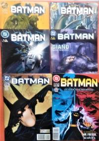 Batman Nuova Serie. Lotto 14 numeri - Anno 1999 1/2/3/4 - Anno 2000 5/6/7/8/9/10/11/12/13/14/15