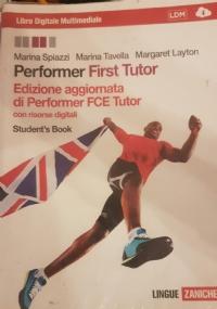 Performer. FCE tutor. Student's book.
