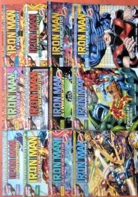 Cavalieri Marvel - Lotto 11 numeri - Anno 1999 n. 1/2/4/5/6/7 - Anno 2000 n. 9/10/11/12/13