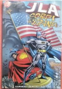 JLA Justice League of America Trade Paperback Lotto 2 numeri Anno 2000 n. 1/2
