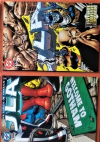 JLA Justice League of America Lotto 15 numeri - Anno 1998 n. 1/2/3/4/5/12 - Anno 1999 n.13/14/15/16/17/18/19-20/21/2222