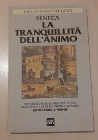 TRANQUILLITÀ DELL'ANIMO