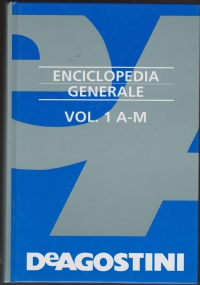 Enciclopedia generale Vol.2 N-Z - Appendici