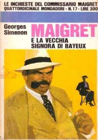 MAIGRET E IL VIAGGIATORE DI TERZA CLASSE
