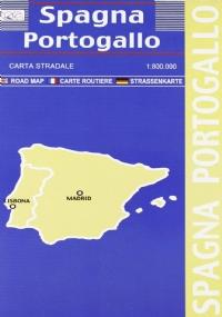 RIBASSATa Lisbona. Con cartina ++ OFFERTA FLASH + Spagna, Portogallo 1:800.000 + SPedizioNe piego libri gRaTuiTa