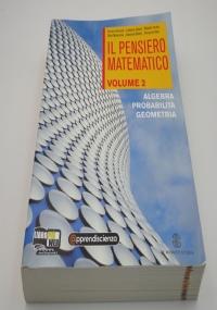 Il pensiero matematico. Con espansione online. Per il biennio delle Scuole superiori Volume 1 Algebra, statistica, geometria