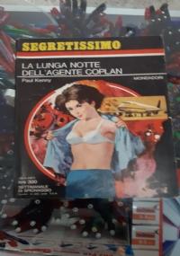 SEGRETISSIMO N° 138.TANTO VA LO YACHT AL LARGO.