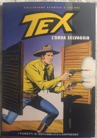 Tex 31 - Oltre il deserto