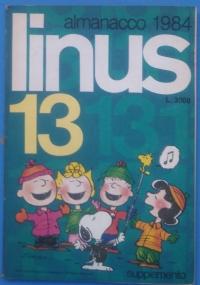 Linus 13 - Almanacco 1989