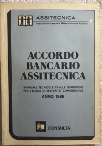 Accordo bancario assitecnica 1986